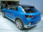 GIMS 2014. Volkswagen T-Roc Concept