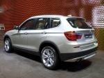 PIMS 2010. BMW X3 2011