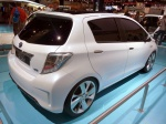 IAA 2011. Toyota Yaris HSD