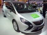 IAA 2011. Opel Zafira Tourer