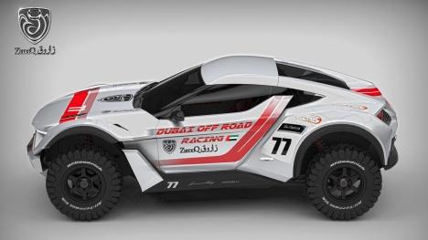 Zarooq Sand Racer