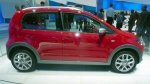 IAA 2011. Volkswagen cross-Up