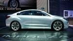 LAAS 2010. Subaru Impreza Concept 2011