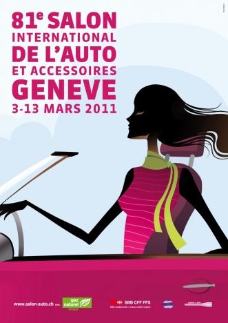 Geneva International Motor Show 2011