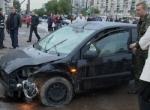 Авария на Индустриальном в Петербурге